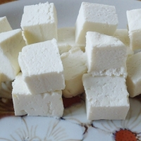 Pam's stir-fried Paneer