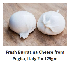 Burratina Cheese