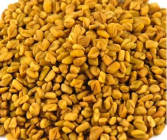 Fenugreek or methi seeds