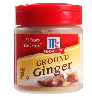 Ground Ginger aka chukka