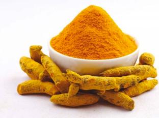 Turmeric powder or haldi