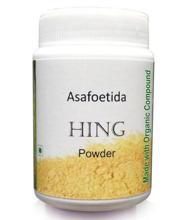 Hing or asephoetida powder